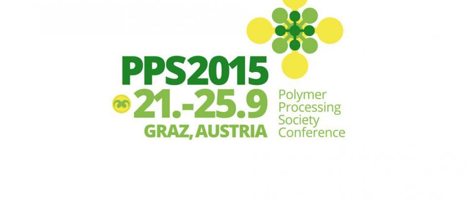 Logo, Polymer Processing Society